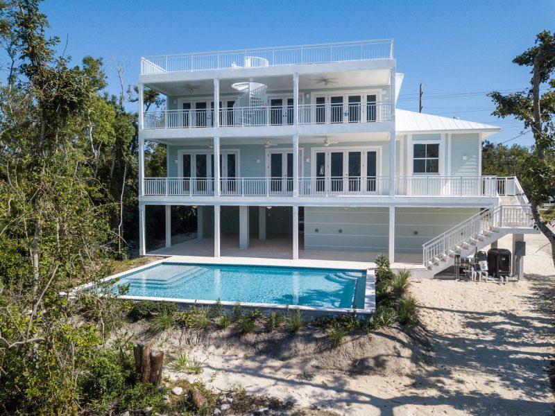 Three Story Construction in Largo, Florida Keys