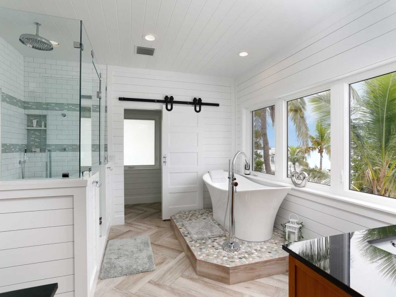 Master Guest Bathroom Construction in South Florida