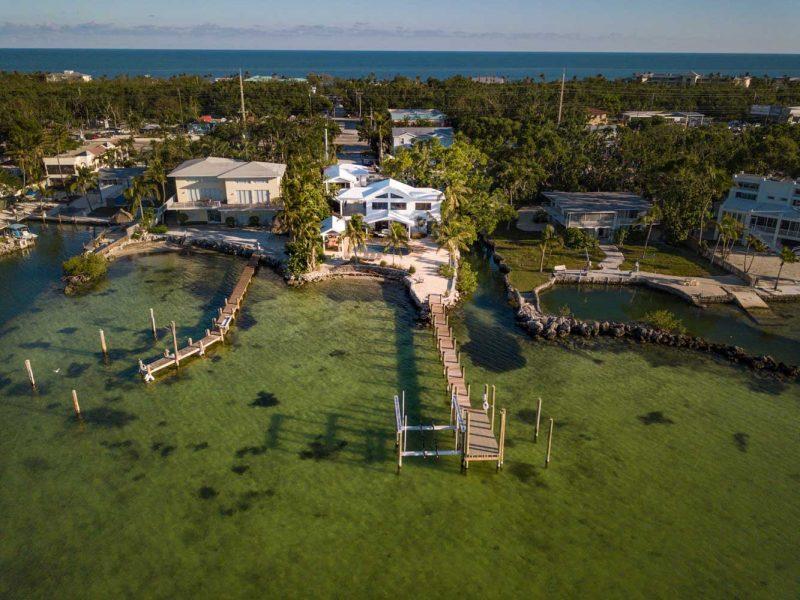Bay 88 Florida Keys Construction Project